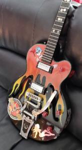 1999 Hollowbody Guitar - Epiphone Flamekat