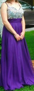 Prom/ Graduation Dress - Like New Condition Peterborough Peterborough Area image 1