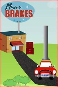 BRAKES from $89.95