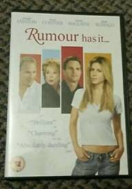 DVD Rumour Has It