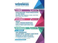 2 x Friday Wireless Tickets