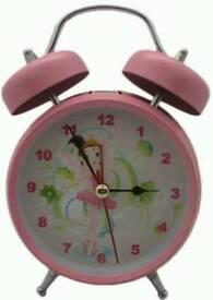 Personalised Ballerina Alarm Clock