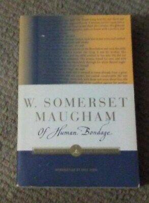 Of Human Bondage by W. Somerset
