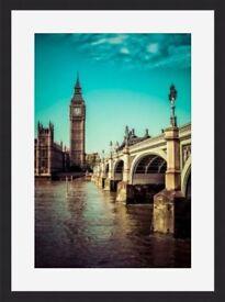 Original Photo Artwork - London Westminster
