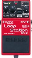 BOSS RC2 LOOP STATION