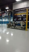 Seamless Epoxy Flooring ,Safety Shop floor