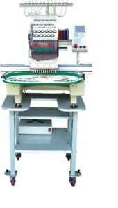 Embroidery Machine FEIYA ( 1 Head 12 colors )