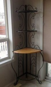 Kitchen Corner Rack