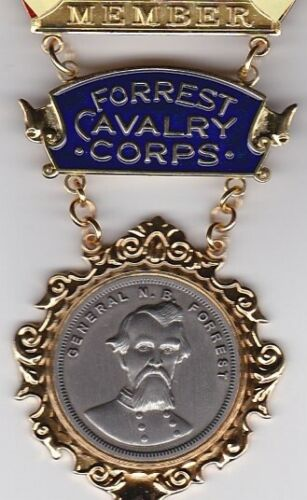 Forrest Cavalry Corps - Nathan Bedford Forrest Medal