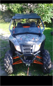 Arctic cat wildcat 700 trail limited edition
