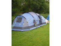 Six man tent