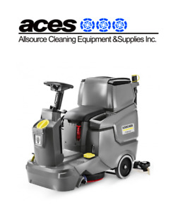 Karcher compact floor machine BD 50/70 R Bp 20 inch