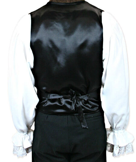 SHRINE GATSBY ARISTOCRAT JACKET VELVET VICTORIAN GOTHIC COWBOY STEAMPUNK VEST Clothing, Shoes & Accessories