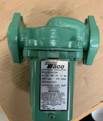 Taco Pump 0010-f3a