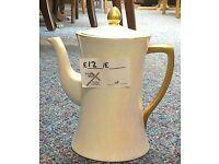 Tea Pot carlton ware misc £12