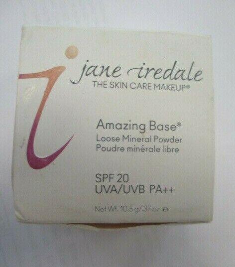 "( 237,62€/100g)  Jane Iredale Amazing Base Loser Mineral-Puder ""Warm Silk"""