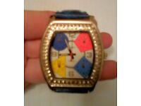 Figaro Quartz wrist watch