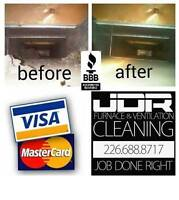 Spring Duct Cleaning Sale