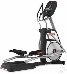 Star trac TBT pro elliptical with tv (commercial machine)