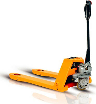3000 Lbs Capacity Electric Walkie Pallet Jack - Great For Small Places