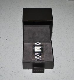 Gucci G-Series Unisex Watch - Silver, Model Number 13665