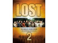 LOST COMPLETE SERIES 1&2