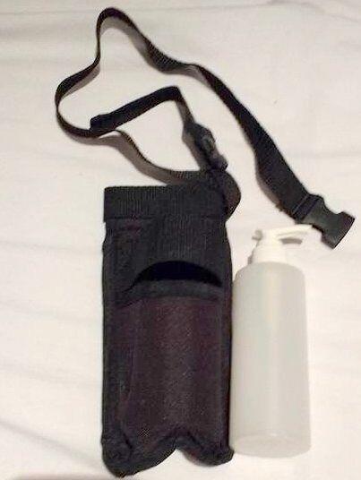 Single massage oil holster - new