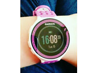 Garmin 220 Purple GPS Running Watch