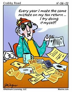 Do You Hate Doing Your Taxes?   Get Tax Relief