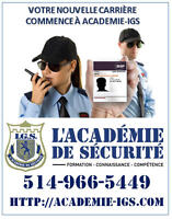 SECURITY AGENT TRAINING
