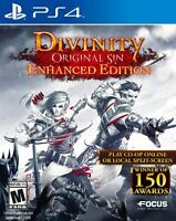 Trade for Divine Divinity Original Sin Enhanced Edition PS4