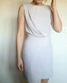 Nude Topshop Dress size 6