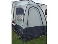 Caravan Porch Awning - Sunncamp Elite Panoramic Porch Awning