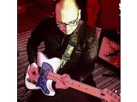One to one Guitar or Bass lessons