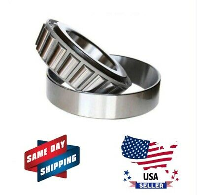 30208 Roller Wheel 40x80x19.75 Taper Bearings Bore Id 40mm80mm19.75mm Tapered