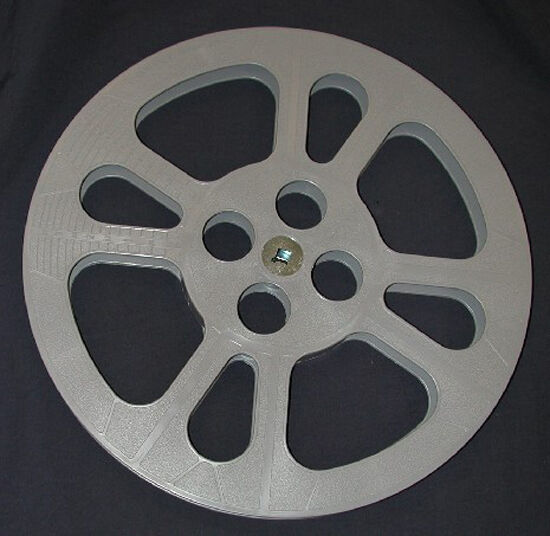 16mm 1200 ft. Plastic Movie Reel (BRAND NEW! - Buy Only What You Need!)