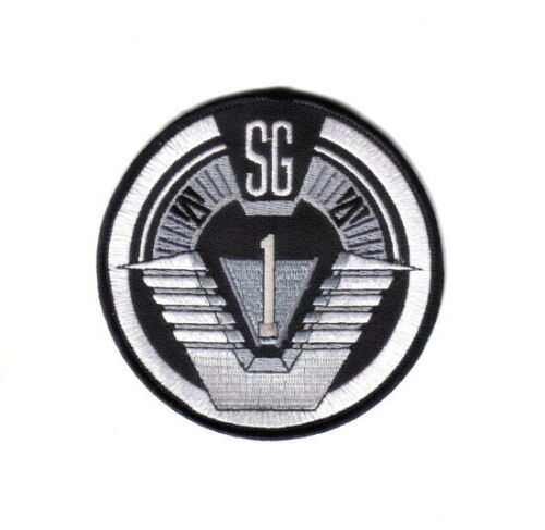 Stargate SG-1 Jacket 8 inch Embroidered Patch -new