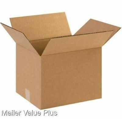 25 - 10 X 10 X 10 Multi Depth Shipping Boxes Cartons Packing Carton Mailing Box