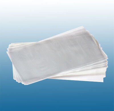 SPECIAL OFFER 500 Clear Polythene Bags 300 x 300mm