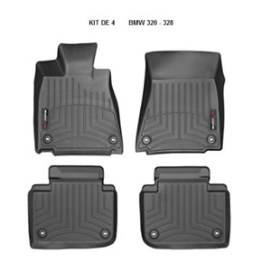 tapis weather tech bmw 320-328