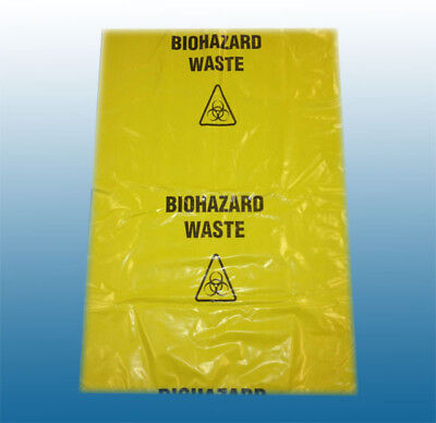 SPECIAL OFFER Biohazard Large Clinical Waste Sacks
