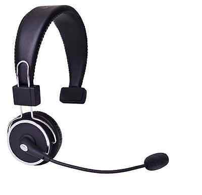 Blue Tiger Elite Bluetooth Wireless Headset Trucker Cell Phone Over-The-Head
