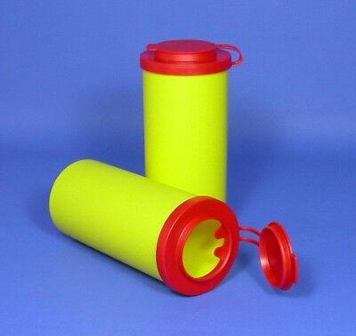 10 x Kanülenabwurf Entsorgungsbox Kanülensammler für Tasche / Kittel ca. ➤175ml