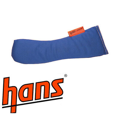 HANS Device Replacement Foam Padding Kit - Race/Racing/Rally/Rallying BLUE