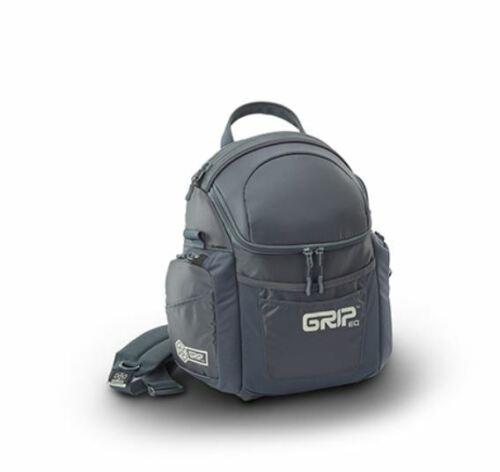 GRIPeq G-Series Disc Golf Bag - Smoke (Gray)