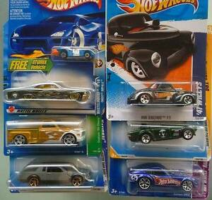 Six Misc Hot Wheels MOC Ocean Reef Joondalup Area Preview
