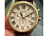 Osiris roamer chronograph watch