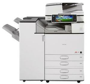 Ricoh MP 5054 Black and White Photocopier Copier Printer Copy Machine BUY LEASE RENT Monochrome B&W Copiers Printers