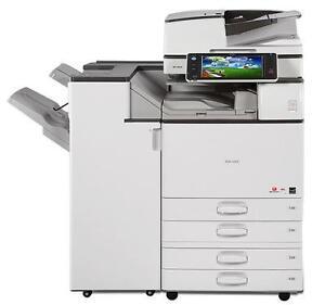 Ricoh MP 5054 Black and White Photocopier Copier Printer Copy Machine BUY LEASE RENT Monochrome B&W Copiers Printers