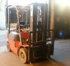 JAC Forklift CPQD18 Deloraine Meander Valley Preview